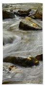Pebble Creek Beach Towel