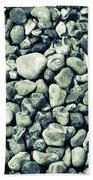 Pebbles 9 Beach Towel