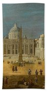 Peters Basilica Beach Towel