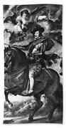 Philip Iv (1605-1665) Beach Towel