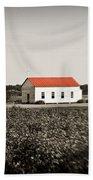 Plantation Church Beach Towel