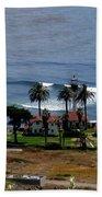 Point Loma Lighthouse 2 Beach Towel