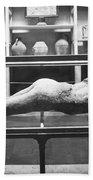Pompeii: Plaster Cast Beach Sheet