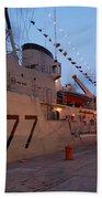 Portuguese Navy Frigates Beach Sheet