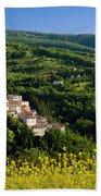 Preci Umbria Beach Towel