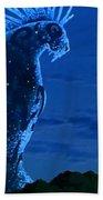 Princess Mononoke Beach Towel