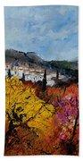 Provence Beach Towel