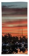 Punta Gorda From Bal Harbor Beach Towel