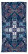 Queen Fairy Cross Beach Towel