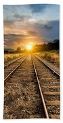 Railroad Beach Sheet