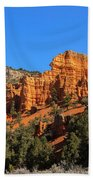 Red Canyon  Beach Towel