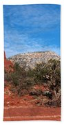 Red Rock Country Beach Towel