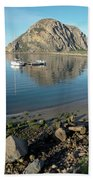 Reflection Anchorage  Beach Towel