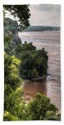 River Bluff View Beach Towel