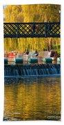 River Cam Beach Towel