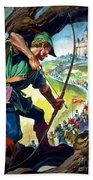Robin Hood Beach Sheet
