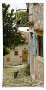 Rovinj Beach Towel
