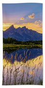 Schwabacher's Reflection Beach Towel