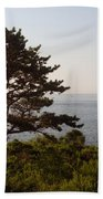 Seaside Pine Beach Towel