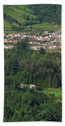 Sete Cidades - Azores Beach Towel