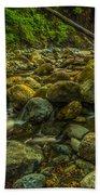 Shackleford Falls Beach Towel