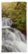 Shepperd's Dell Falls Beach Towel