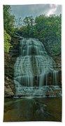 Shequaga Falls Beach Towel