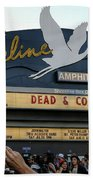 Shoreline Amphitheatre - Dead And Company Beach Sheet