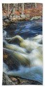 Silky Water Beach Towel
