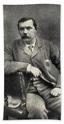 Sir Arthur Conan Doyle, 1859   1930 Beach Towel