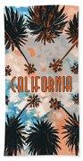Skies Of California Beach Towel