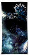 Song Of The Universe Beach Towel