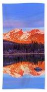 Sprague Lake Beach Towel