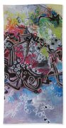 Spring Fever8 Beach Towel