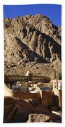 St. Catherine's Monastery Beach Towel