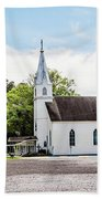 St. Margaret Catholic Church - Springfield Louisiana Beach Towel