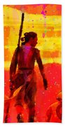 Star Wars 8 Last Jedi - Pa Beach Towel