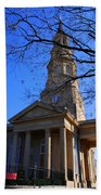 St.philips Episcopal Church In Charleston Sc Beach Towel