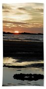 Sunset 2 Beach Towel
