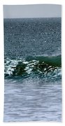 Surfing And Sailing Beach Towel