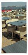Tables Beach Towel
