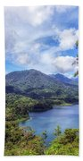 Tamblingan Lake - Bali Beach Towel