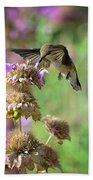 The Beauty Of Nature  Beach Towel