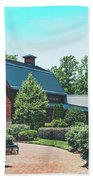 The Billy Graham Library Beach Towel
