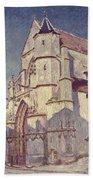 The Church At Moret Beach Towel