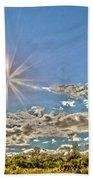The Light Beach Towel