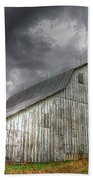 The Old Barn Beach Towel