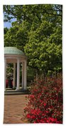 The Old Well At Chapel Hill Beach Towel
