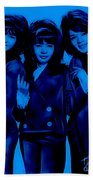 The Ronettes Collection Beach Towel