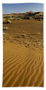 The Sands Of Sossusvlei Beach Towel